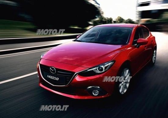Nuova Mazda3: listino prezzi