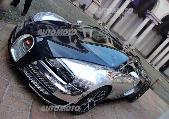Brungs: «Veyron quasi sold out. La futura Bugatti? Una nuova iconica sportiva»