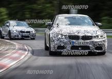 BMW M3 ed M4 2014: tutti i dati ufficiali