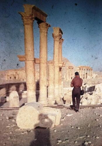 Grecia, Turchia, Libano, Siria e Egitto in Vespa (6)