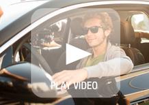 Valentino Rossi di nuovo con la Opel Adam: ecco il dietro alle quinte dello spot