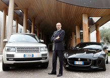 Gerardo Altieri nuovo Direttore Generale After Sales di Jaguar Land Rover Italia