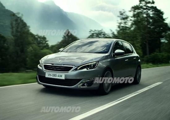 Nuova Peugeot 308: la nuova campagna pubblicitaria per la TV