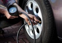 Pressione degli pneumatici: 9 manometri su 10 segnano il valore sbagliato