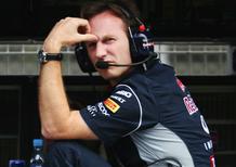 Formula 1 2014. Clamoroso, Horner (Red Bull) vuole i motori Mercedes!