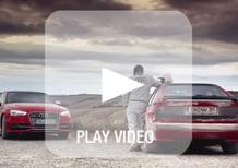 Audi S3 vs Audi Sport quattro. Una P.S. all'insegna della trazione integrale
