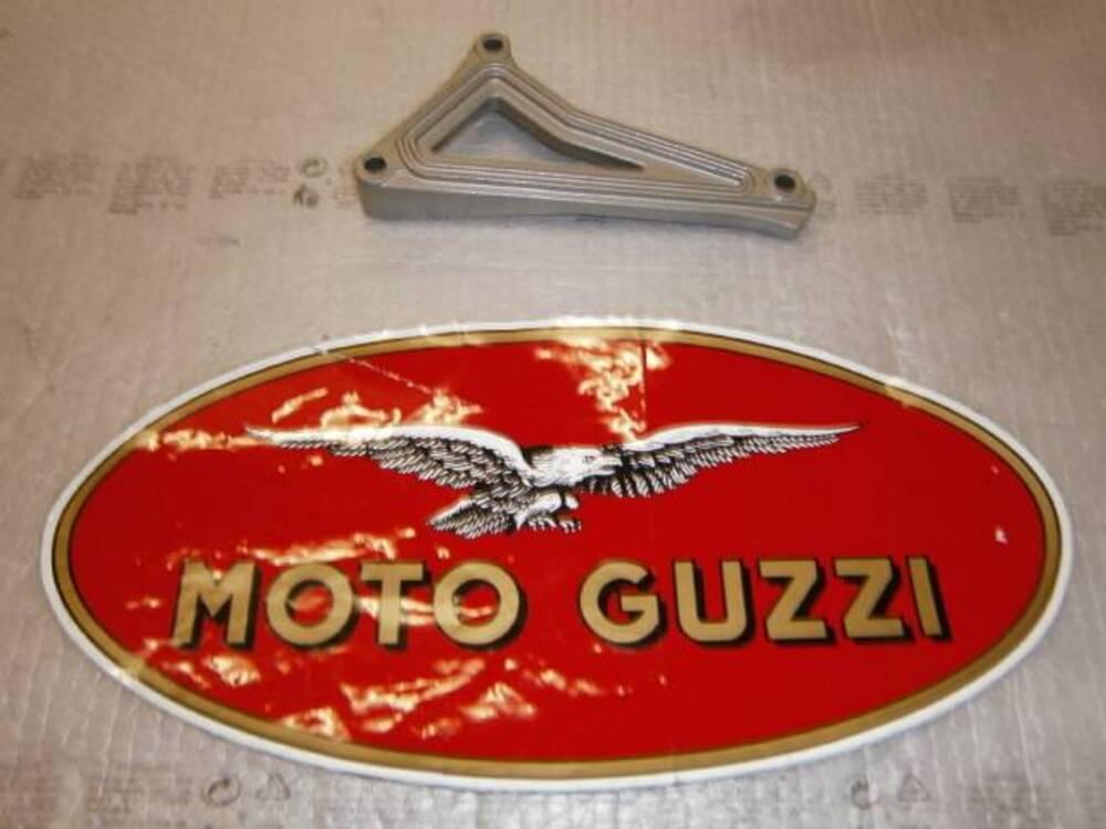 COPPIA SUPPORTI PEDANE Moto Guzzi