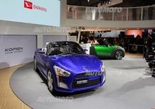 Daihatsu al Tokyo Motor Show 2013