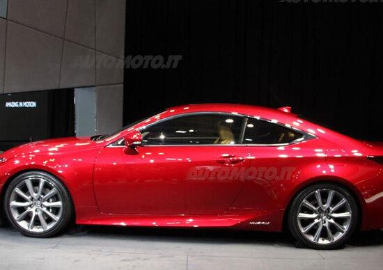 Lexus al Tokyo Motor Show 2013