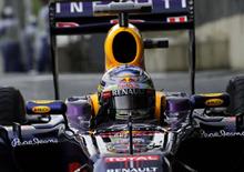 Formula 1 GP Brasile 2013: Vettel si aggiudica le qualifiche
