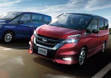 Nissan: premiato il sistema ProPilot della nuova Serena