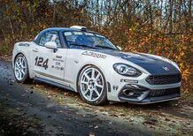 Trofeo Abarth 124 Rally, lo Scorpione torna alle corse
