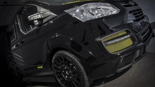 Ford omaggia Valentino Rossi: ecco Transit e Ranger VR|46 Edition (7)