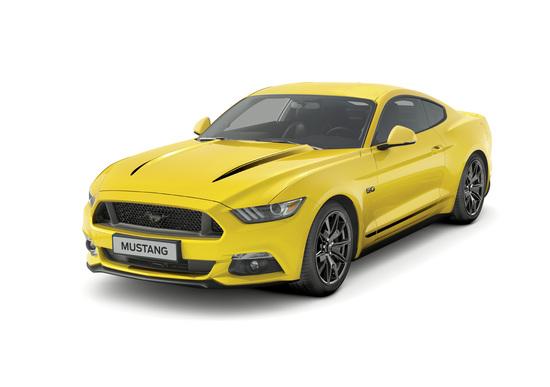 Ford Mustang Black Shadow e Blue Edition, ecco le nuove edizioni speciali