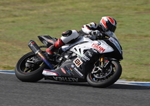 BMW S1000RR test: le Superbike e Superstock ufficiali