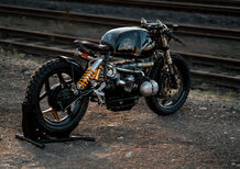 NCT BMW R100 Black Stallion #28