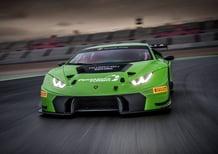 Lamborghini Huracán GT3 [Video prova in pista]