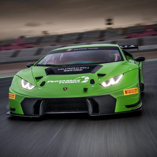 Lamborghini hurac n gt3 video prova in pista prove for Concessionari lamborghini