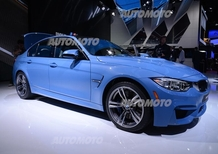 BMW al Salone di Detroit 2014