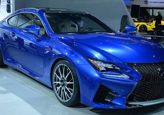 Lexus al Salone di Detroit 2014