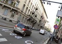 Traffico in calo a Milano: Area C o crisi?