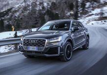 Audi e lo sci: lo sport per raccontare emozioni e tecnologia (quattro)