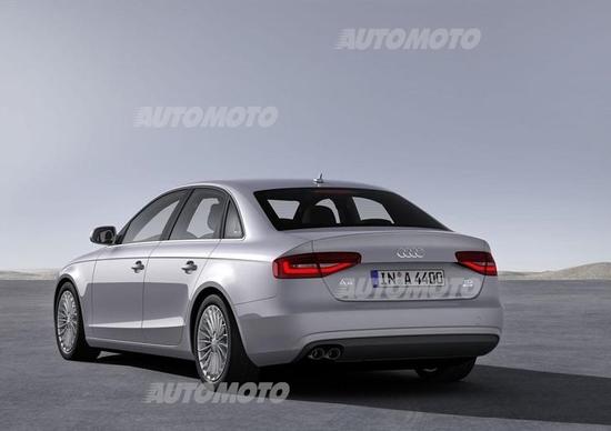 Audi porta su A4, A5 e A6 la linea Ultra
