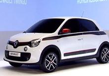 Nuova Renault Twingo: svelata la nuova compatta della Losanga