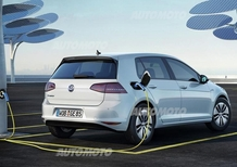 Volkswagen e-Golf: entra in commercio in Germania a 34.900 euro
