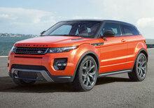 Range Rover Evoque: arrivano le versioni Autobiography