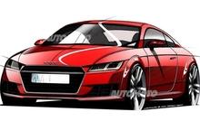 Nuova Audi TT: i primi disegni ufficiali