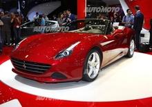 Ferrari al Salone di Ginevra 2014