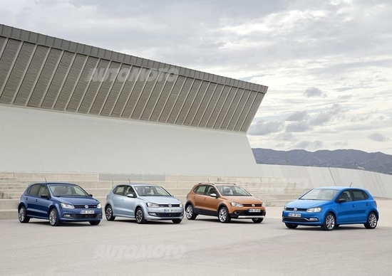 Volkswagen: a Ginevra CrossPolo, Polo BlueMotion e Polo BlueGT