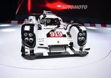 Porsche al Salone di Ginevra 2014