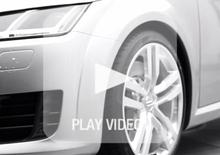 Nuova Audi TT: primo video-teaser