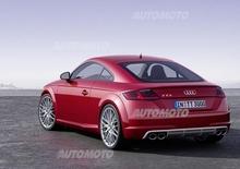 Nuova Audi TTS: 310 CV e trazione quattro
