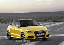 Audi S1: prezzi a partire da 31.300 euro