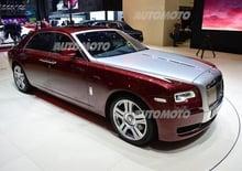 Rolls-Royce al Salone di Ginevra 2014
