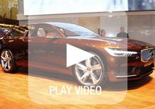 Michele Crisci ci parla delle novità Volvo al Salone di Ginevra 2014