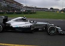 F1 2014: Rosberg vince un GP d'Australia amaro per Ricciardo