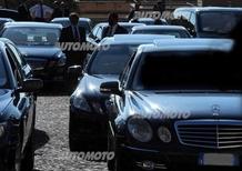 Governo, la svolta: 150 auto blu in vendita su Internet. Ecco modelli e prezzi
