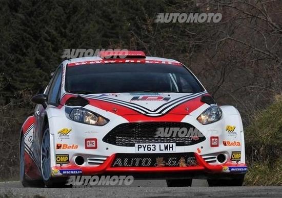 Rizzo, BRC: «Un'auto a GPL può vincere un Rally. Ecco tutti i segreti della Ford Fiesta di Basso»