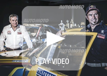 Dakar 2015: il grande ritorno di Peugeot con Sainz, Despres e…!