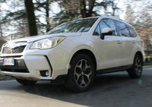 Subaru Forester 2.0 turbo XT Lineartronic