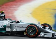 Formula 1 Malesia 2014: Rosberg domina le libere del venerdì