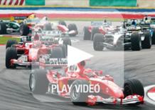 Formula 1 amarcord: le annate memorabili del GP di Malesia