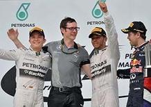 Formula 1 Malesia 2014: le pagelle del GP di Sepang