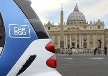 Car2go: il car sharing alla conquista di Roma