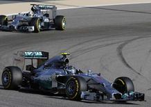 Formula 1 Bahrain 2014: Rosberg strappa la pole position nelle qualifiche