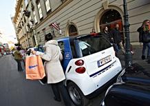 Il boom del car sharing frenerà le vendite di auto?